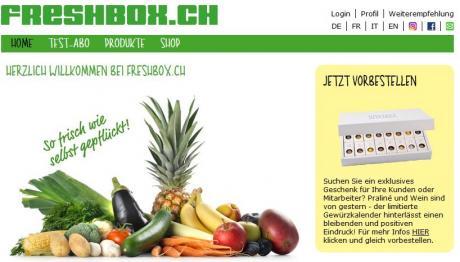 Freshbox Switzerland GmbH