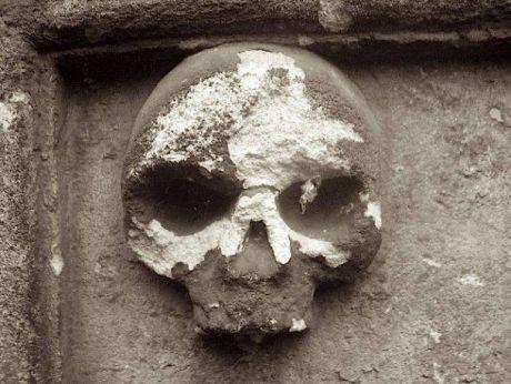 Oxford Graveyard