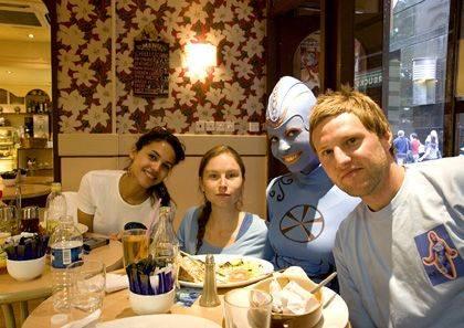 AELO meet and greet - Begegnungen mit Menschen & Kulturen