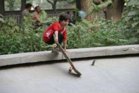 Skateistan in Kabul