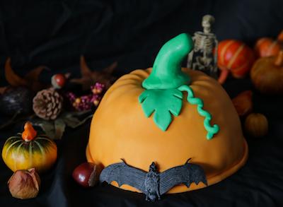 Kurbis Kuchen Zu Halloween Rezepte In Zug Ron Orp