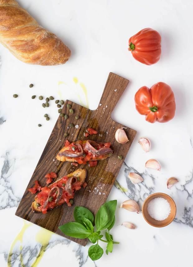 Carciofini fritti mit Zitronen-Ricotta: »Eine sehr zarte...