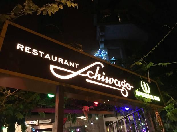 Schiwago Neue Restis Pop Up Restis In Zürich Ron Orp