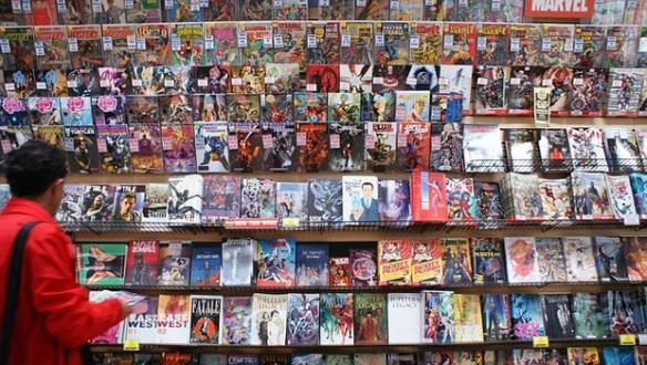 Good to know: One Comic Shop, Six Questions: Jeeg