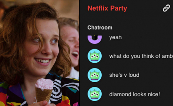 Good to know: Netflix & Er...Chill