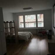 Furnished 1.5 room apartment at Klusplatz to sublet for 6 months (starting with february 2021)