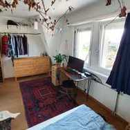A perfect WG for summer; Hottingen, 15 min from the lake