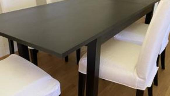 Table, 130/190x80