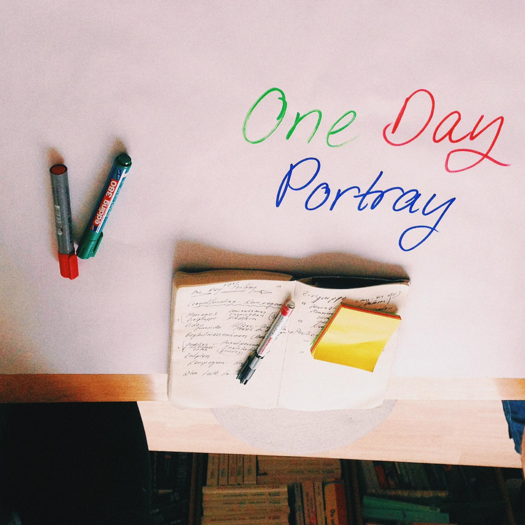 One Day Portray